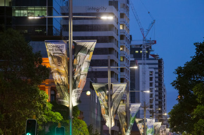 City of Perth lighting project