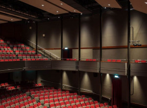 BREC (Bunbury Regional Entertainment Centre) Lighting Upgrade