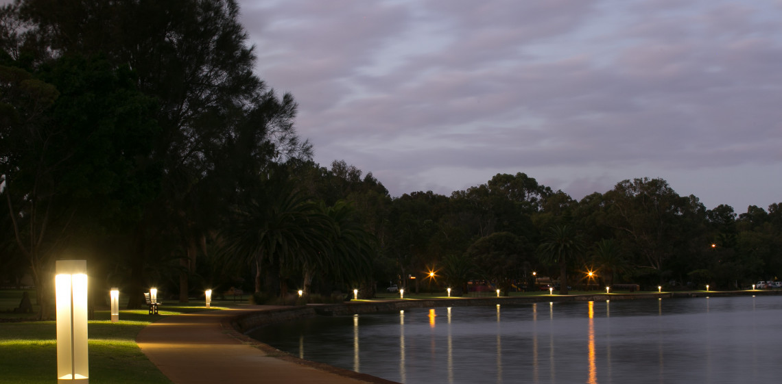 Image of lighting installation Perth installation by lighting Options, Perth