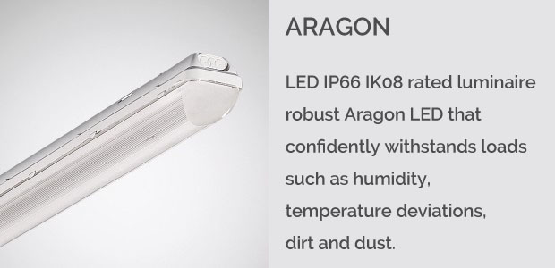 Trilux Aragon LED - Lighting Options Australia
