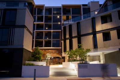 DHA LIV Apartments lighting project