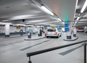 Lighting Options for Carparks