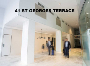 41 St. Georges Terrace - Simplicity is Key